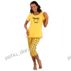 WADIMA PIżAMA S  M L XL kr rękaw+3/4 spodnie 2 KOLORY 36/38  40 42 44