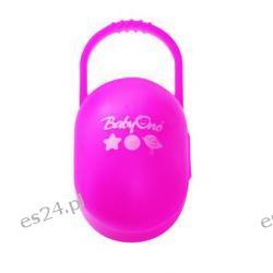 Pojemnik do smoczka różowy BabyOno