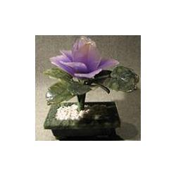 Kwiatek z jadeitu 3