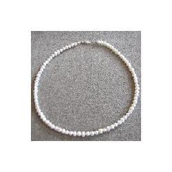 Klasyczny naszyjnik z pereł