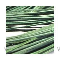 Rzemień zielony - 2 szt
