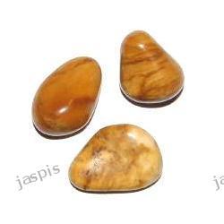 Jaspis żółty - kamień