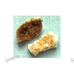 Cytryn - szczotka krystaliczna