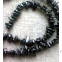 Turmalin czarny - sieczka, opakowanie