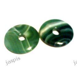 Agat zielony - donat