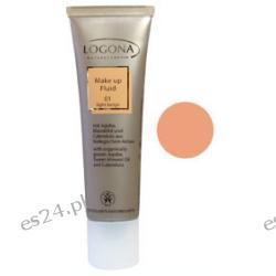 LOGONA - Make-up Fluid 01 jasny beż
