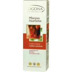 LOGONA - Farba roślinna w kremie Indiańskie Lato