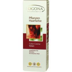 LOGONA - Farba roślinna w kremie Tycjan