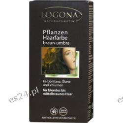 LOGONA - Farba roślinna brązowa umbra