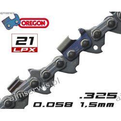 Łańcuch tnący OREGON 21LPX do piły NAC 76 ogniw .325 1,5mm 076E - PEŁNE DŁUTO