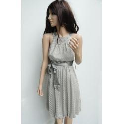** LONDON TIMES -- jedwabna sukienka -- zobacz!!