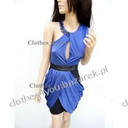 Koktajlowa sukienka z kolekcji BEBE