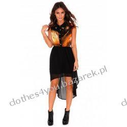 Sukienka z motywem Galaxy  38
