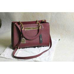 Lux skórzana shoperka torba DKNY 2014 torebka