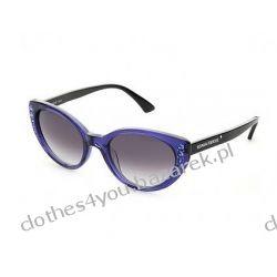 Markowe okulary słoneczne Sonia Rykiel kryształy