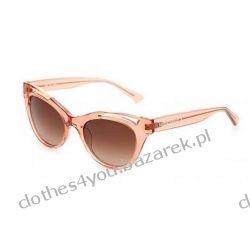 Markowe okulary słoneczne Sonia Rykiel cat's eye