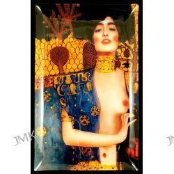 Talerz dekoracyjny -Gustav Klimt - Judith CARMANI  Kubki