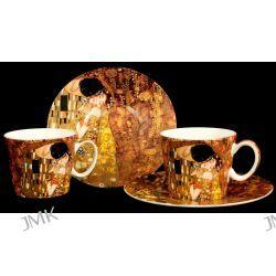 Zestaw 2 filiżanek mocca - G.Klimt-The Kiss