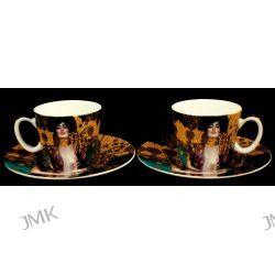 Zestaw 2 filiżanek mocca - G.Klimt-Judith