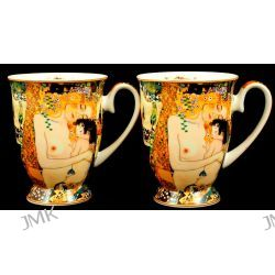 Kubki w sercu - Gustav Klimt - Macierzyństwo Filiżanki