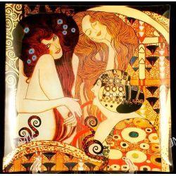 Talerz dekoracyjny -Gustav Klimt - Fryz Beethovena CARMANI  Filiżanki