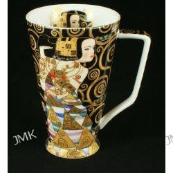 Kubek Klimta kajakowy G.Klimt- Oczekiwanie