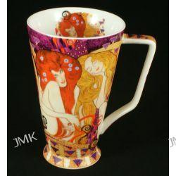 Kubek Klimta kajakowy G.Klimt- Fryz Beethovena