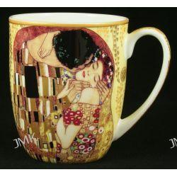 Kubek Camio- Gustav Klimt The Kiss