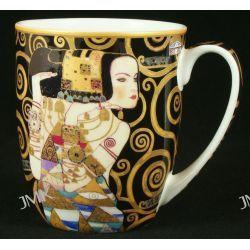 Kubek Camio- Gustav Klimt - Oczekiwanie