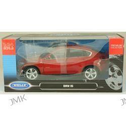 BMW X6 SKALA 1/24 WELLY  Samochody i pojazdy