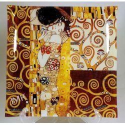 Talerz dekoracyjny -Gustav Klimt - The Kis CARMANI  Filiżanki