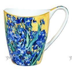 Kubek Van Gogh - Irysy