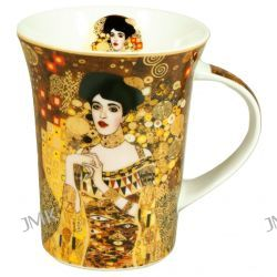 Kubek - Gustav Klimt - Adele-Bloch-Bauer od Carmani