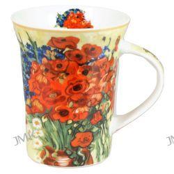 Kubek - Vincent van Gogh  -Czerwone Maki od Carmani
