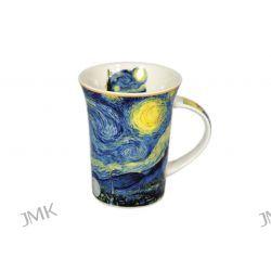 Kubek - Vincent van Gogh  - Gwieździsta noc