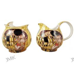 Cukiernica i mlecznik G. Klimt The Kiss Carmani Dom i Ogród