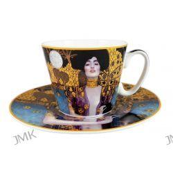 Filiżanka ze spodkiem G.Klimt Judyta Filiżanki