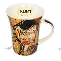 Kubek - Gustav Klimt - Pocałunek Judyta Adela 350ml. Wyposażenie