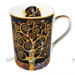 Kubek Classic New - G. Klimt - Tree Carmani 350ml. Zastawa stołowa