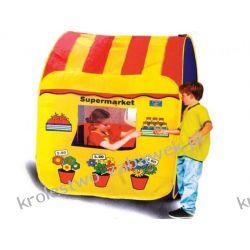 Duży Namiot Dwustronny - Poczta Sklep Supermarket