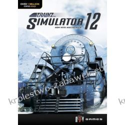 Gra PC Trainz Simulator 12 Symulator pociągu