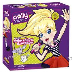 Gra plansz Polly Pocket Psoty Zwierzaków Dziwaków
