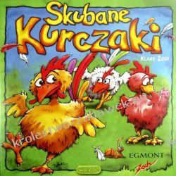 Gra planszowa przygodowa Skubane Kurczaki Egmont