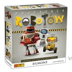 Gra planszowa Pojedynek Robotów Egmont