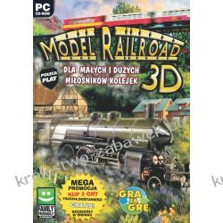 Gra PC Model Raiload 3D dla pasjonatów kolejek