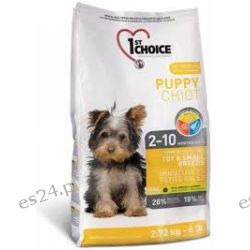1st CHOICE PUPPY TOY 7kg