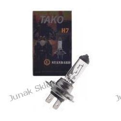 Żarówka TAKO 12V 55W PX26d. Syntetyczne