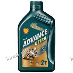 Olej Shell Ultra 2T 1L 100% syntetyk. Oleje silnikowe
