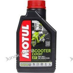 Olej MOTUL Scooter Expert 2T 1L półsyntetyk. Oleje silnikowe