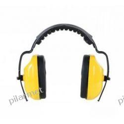 Słuchawki - ochronniki słuchu. Kosy i podkaszarki